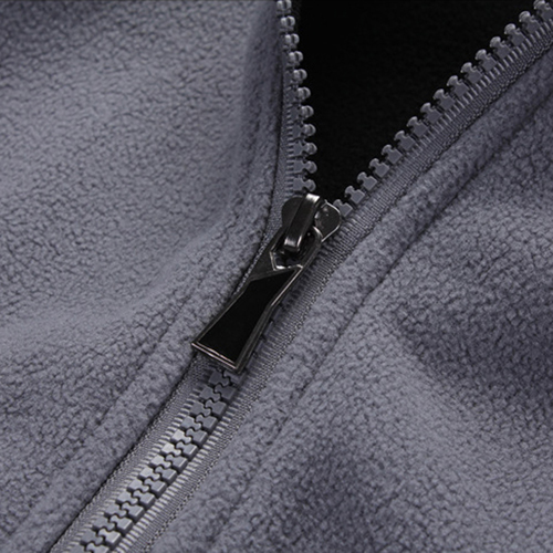 Spring Mens Fleece Hooded Sweater