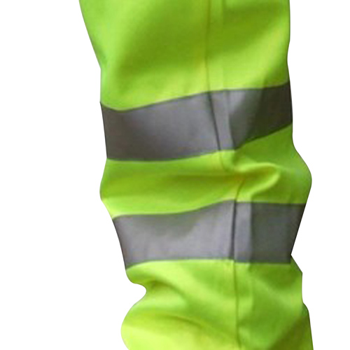 Reflective Safety Trouser With Cargo Pocket Image 6