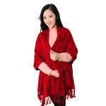 Yarn Dye Winter Ladies Scarf