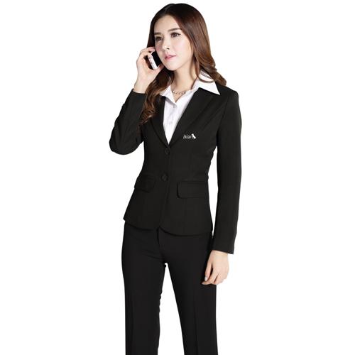 Autumn Formal Women Suit