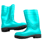 Waterproof Safety Rubber Boots