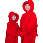 Children Bubble Hat Raincoat