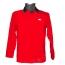 Long Sleeve Cotton Polo T-Shirt