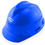 V Hard Hat With Ratchet Suspension