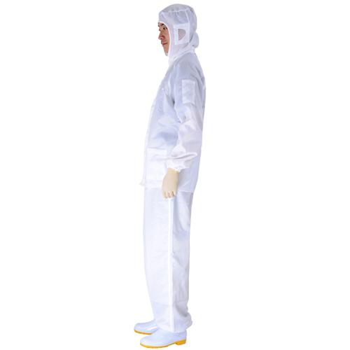 Anti-Static Hooded Work Wear