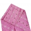 Diagonal Stripe Mulberry Silk Necktie