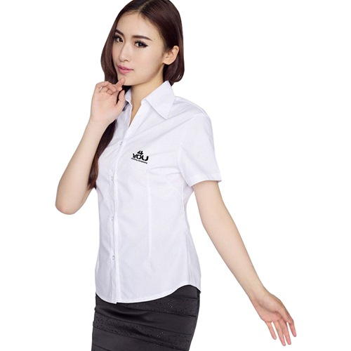 Short Sleeve Dress Shirt Image 1