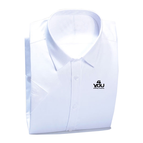 Short Sleeve Dress Shirt Image 4
