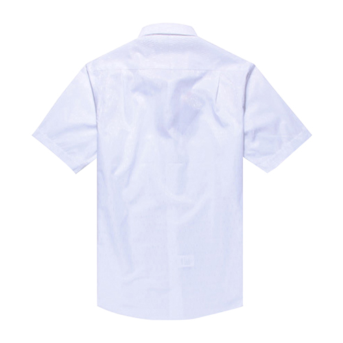 Short Sleeve Dress Shirt Image 5