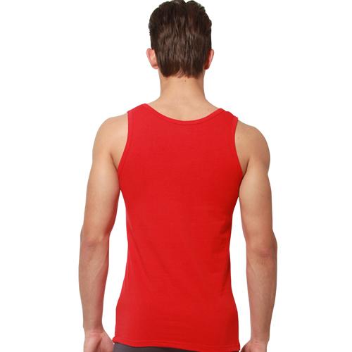 Mens Sleeveless Singlet Undershirt