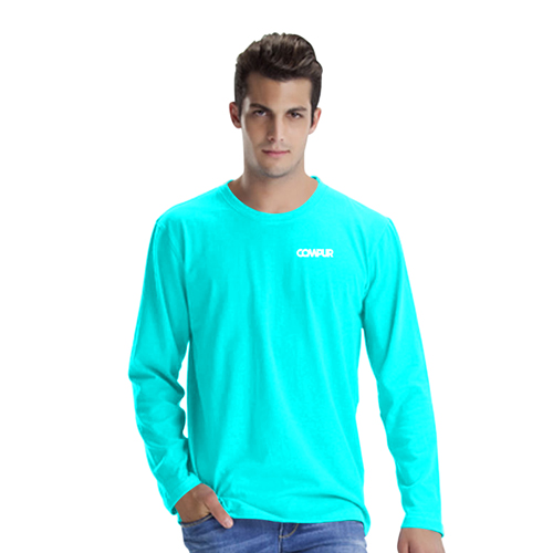 Cotton Casual Long Sleeve T-Shirt