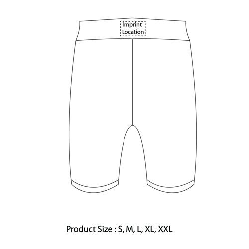 Custom Polyester Boxing Short