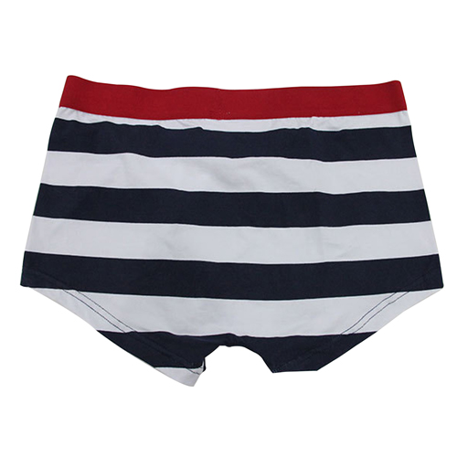 Striped Cotton Men Brief