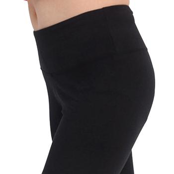 Ladies Yoga Fitness Crop Pant
