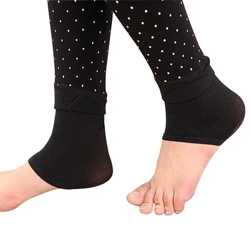 Ladies Pearl Polka Dots Legging