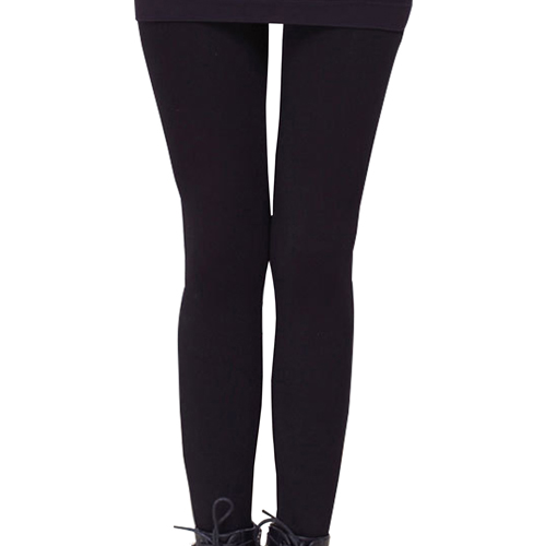 Double Thick Legging With Hip Skirt