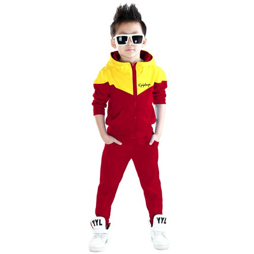Children Sports Leisure Suit