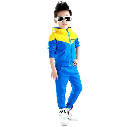 Children Sports Leisure Suit