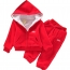 Thick Fleece Infant Suit