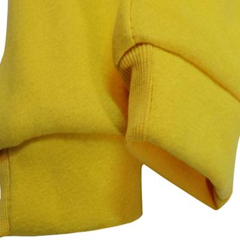 Three-Piece Fleece Sweater