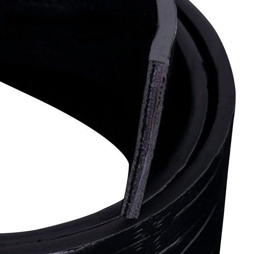 V Double Sided Leather Belt