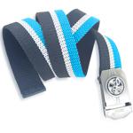 Slide-Catch Canvas Belt