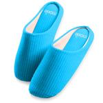 Cotton Soft Stripe Slippers
