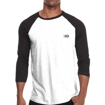 3/4 Sleeve Raglan Baseball T-Shirt