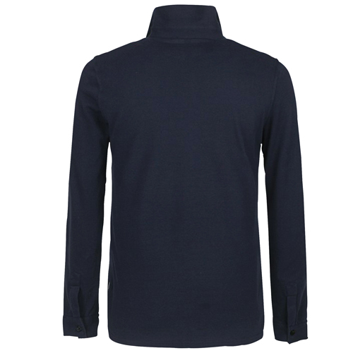 Long Sleeve Polo Shirt Image 5