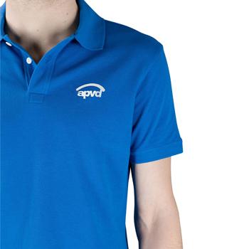 Short Sleeve Cotton Polo Shirt