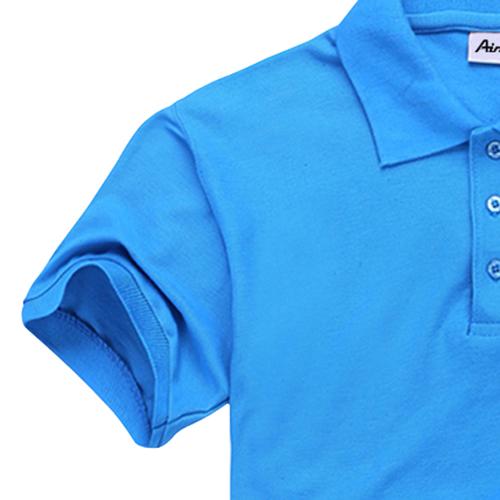 Half Sleeve Collared Polo Shirt