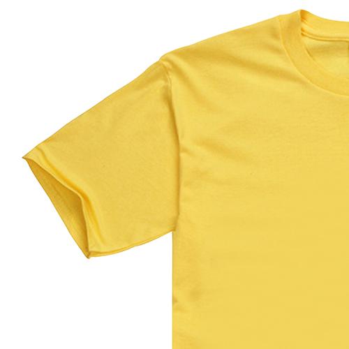 Classic Round Neck T-Shirt Image 2