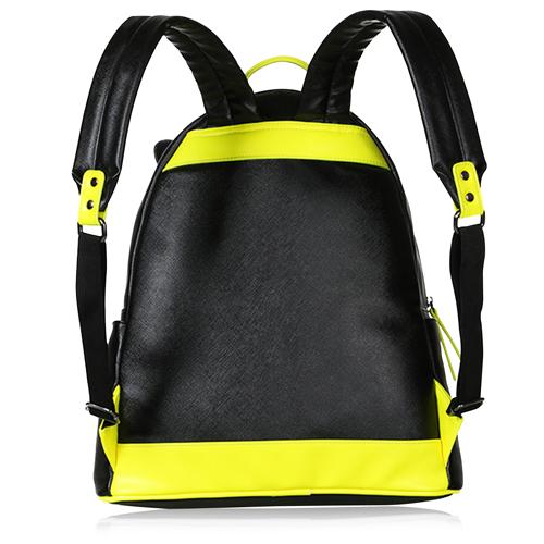 Zebra Skin Print School Bag