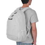 Padded Nylon Laptop Backpack