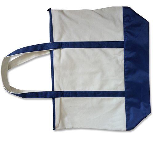 Casual Canvas Shopping Tote