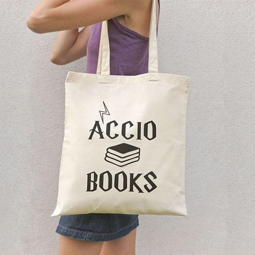 Eco Natural Canvas Bag