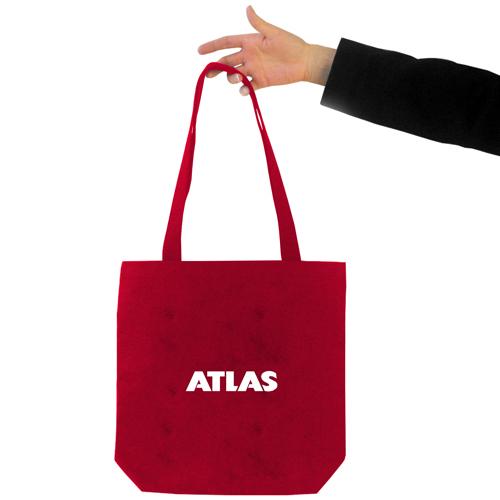 Natural Canvas Shopping Bag