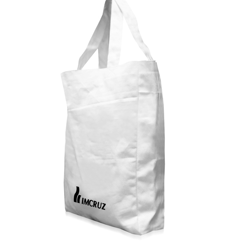 Lightweight Canvas Tote Bag