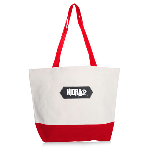 Canvas Shopping Tote Bag