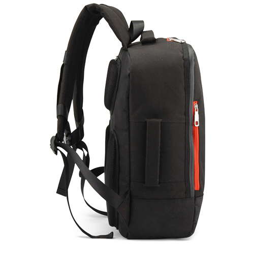 Side Carry Waterproof Backpack