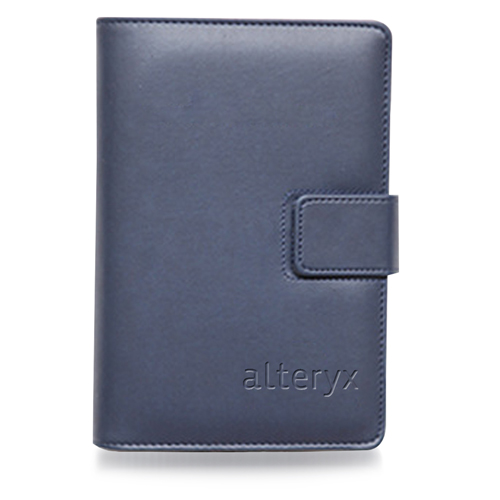 Leather Creative Loose-Leaf Diary