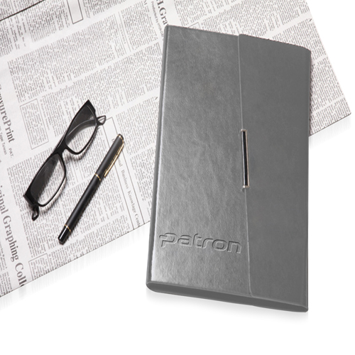 A5 Loose Leaf Leather Journal Diary