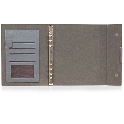 A5 Loose Leaf Leather Notebook