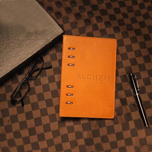 Business Loose Leaf Notebook