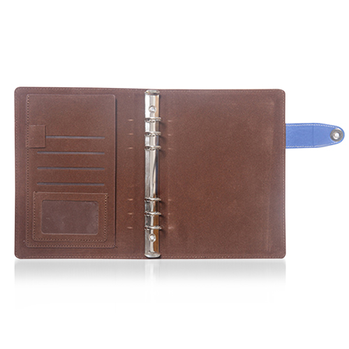 Filofax Loose Leaf Leather Jotter Image 4