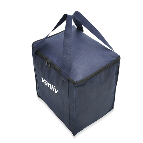 Non-Woven Foil-Lined Lunch Bag Image 4