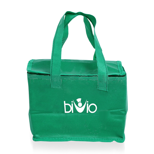 Non-Woven Foil Cooler Lunch Bag Image 1