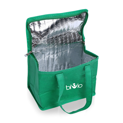 Non-Woven Foil Cooler Lunch Bag Image 3