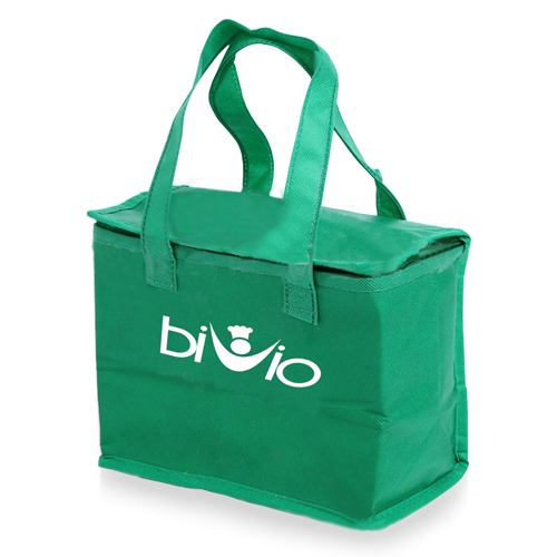 Non-Woven Foil Cooler Lunch Bag Image 4