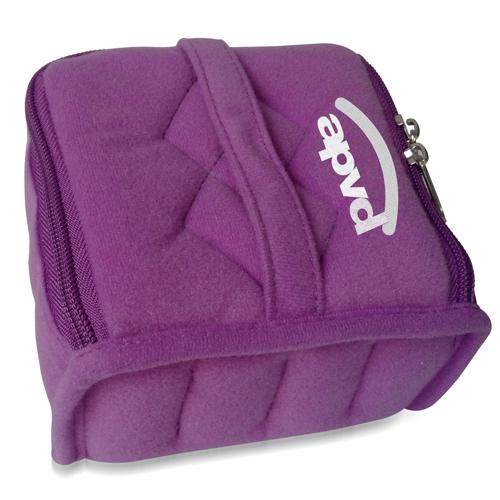 16 Vials Velvet Carrying Bag